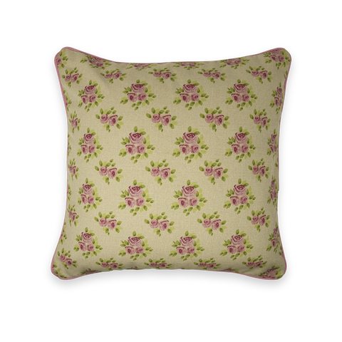 Cushion Cover - Vintage Rose
