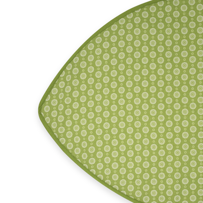 Ironing Board Cover - Geo Lime