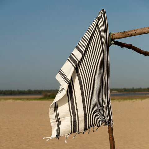 Hammam Towel - Stripes