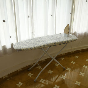 Ironing Board Cover - Cup & Saucer - Cream