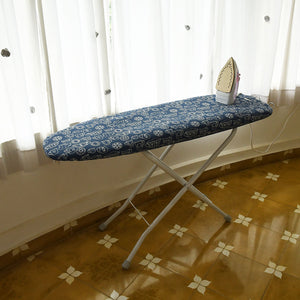 Ironing Board Cover - Cup & Saucer - Navy