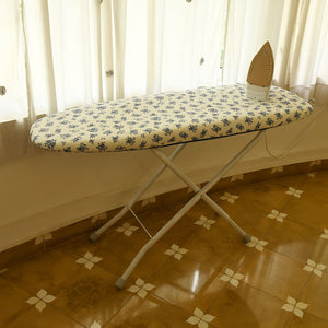 Ironing Board Cover - English Rose - Cream