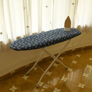 Ironing Board Cover - English Rose - Navy