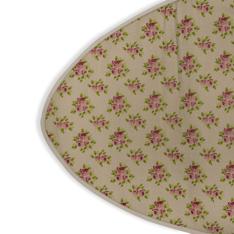 Ironing Board Cover - Vintage Rose