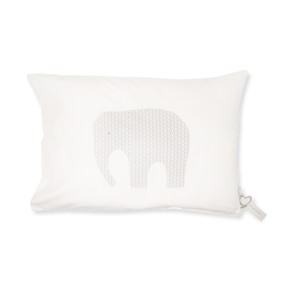 Handprinted Junior Cushion (Kid's pillow) – Me Elephant