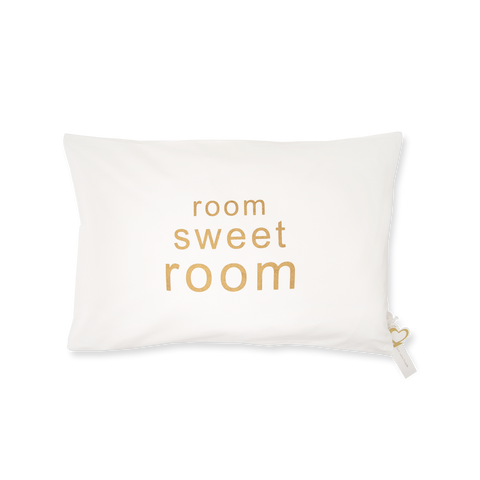 Handprinted Junior Cushion (Kid's pillow) – Room Sweet Room Gold