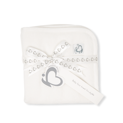 Facetowel / Burptowel (Baby) – A new Me White