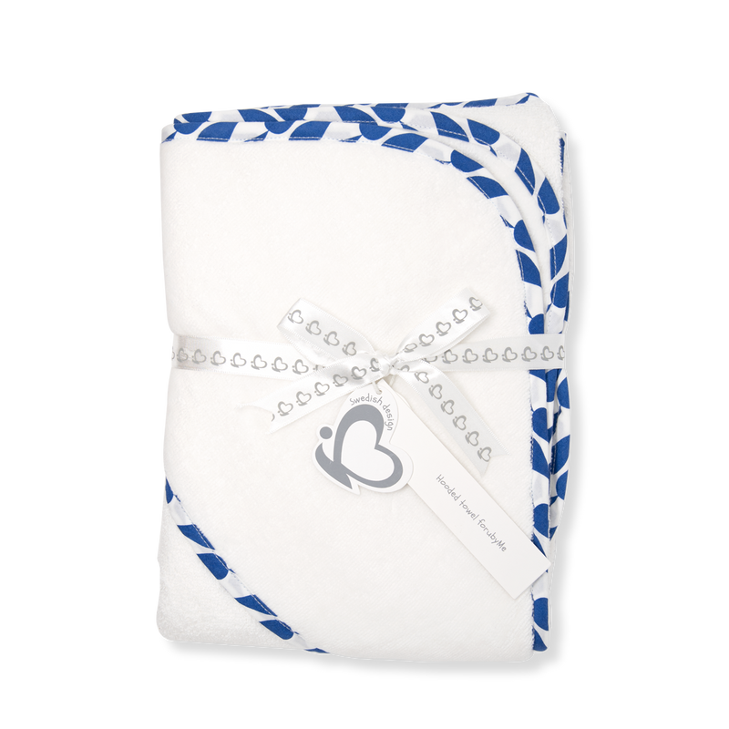Hooded Towel – Raindrop