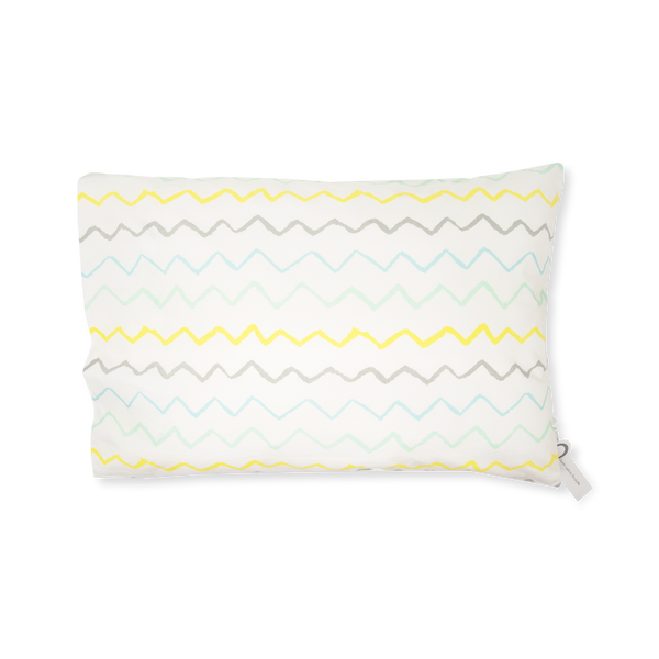 Junior Cushion (Kid's pillow) – Crayon Mint