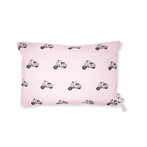 Junior Cushion (Kid's pillow) – Lambretta Pink