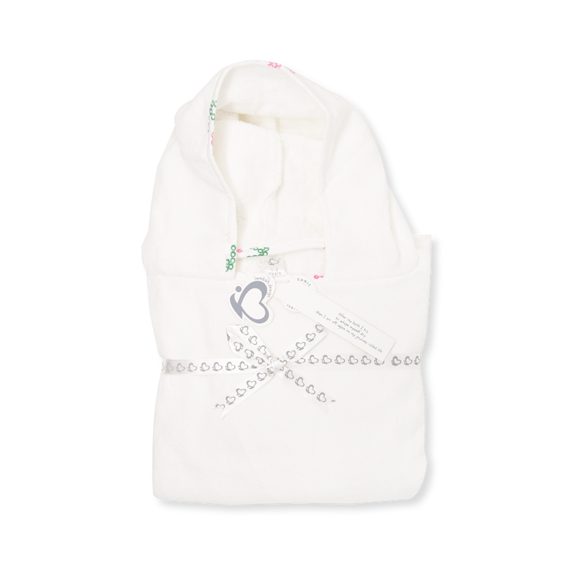 Toddler Poncho – Hamaflowers