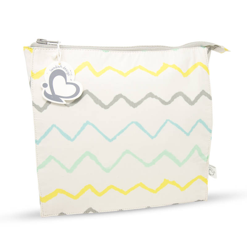 Toiletry Bag – Crayon Mint