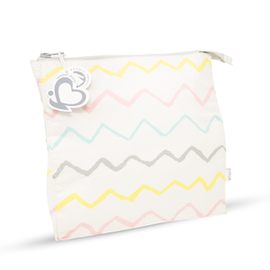 Toiletry Bag – Crayon Pink