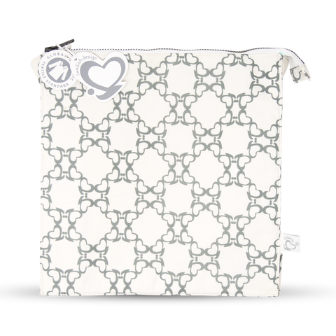 Toiletry Bag – Quatrefoil