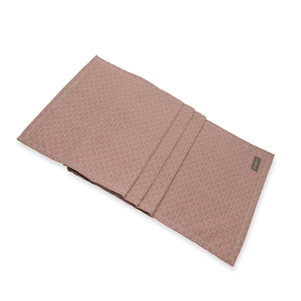 Table Runner - Geo Pink
