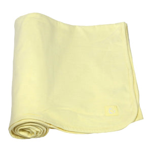 Organic Toddler Blanket – Yellow