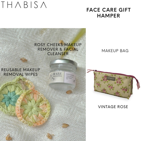 Eco Friendly Face Care Gift Hamper - 2020