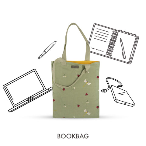 Book Bag - Ladybird
