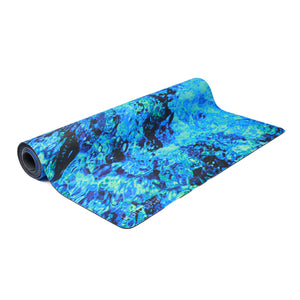 Blue Pacific Yoga Mat