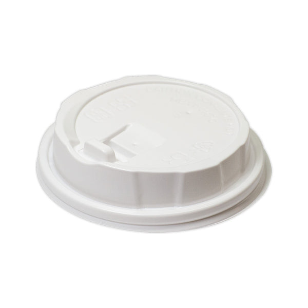 90MM RIM HOT LID WITH TRAVEL SAFE LOCK