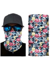 Face Protective Snood Neck Gaiter For Motorcycle And Cycling-Multicolor5 1