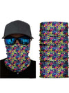 Face Protective Snood Neck Gaiter For Motorcycle And Cycling-Multicolor22 1
