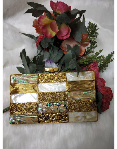 Metal Clutch-Clutch-Glamourental