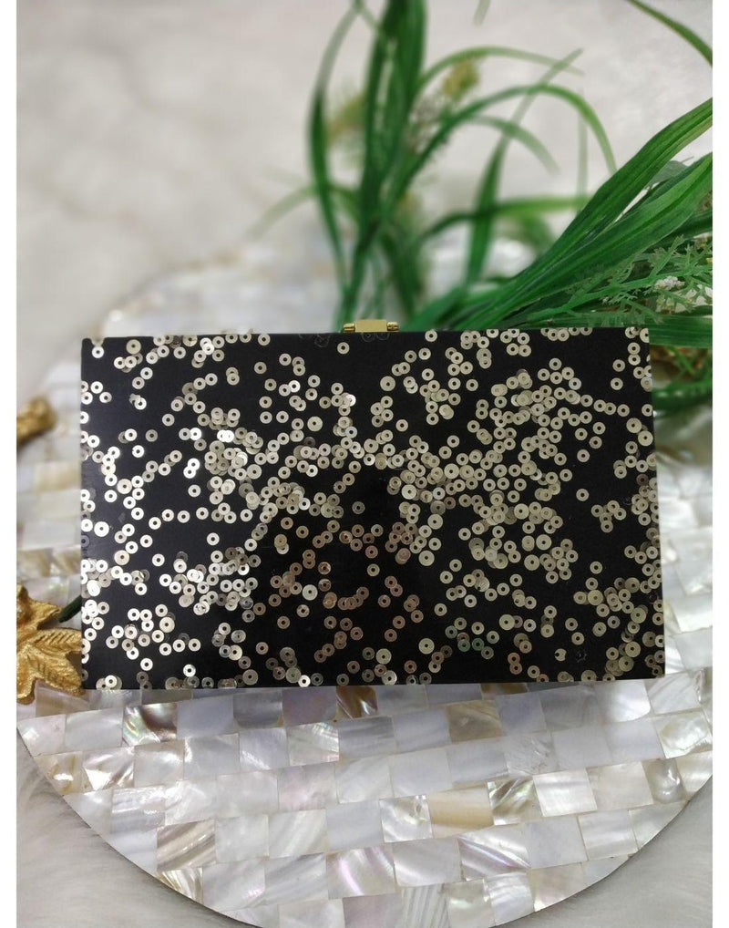 Resin Party Clutch-Clutch-Glamourental