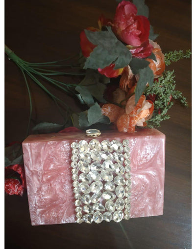 Resin Clutch Mughul-Clutch-Glamourental