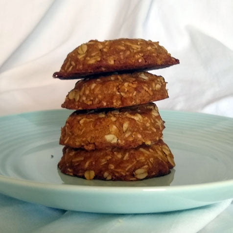 ANZAC cookies (vegan) 8 cookies
