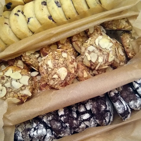 Cookie gift packs  XMAS DELIVERY
