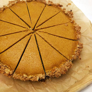 Pumpkin Pie For Everyone