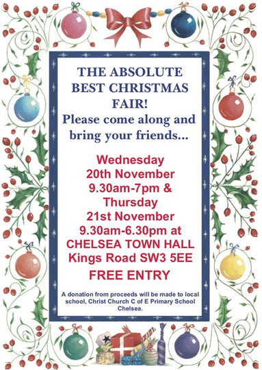 Absolute Best Christmas Fair