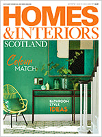 Homes and Interiors Scotland July/Aug 2019