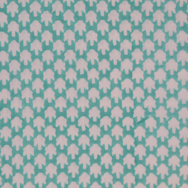 CHICKEN FEET FABRIC IN PINK