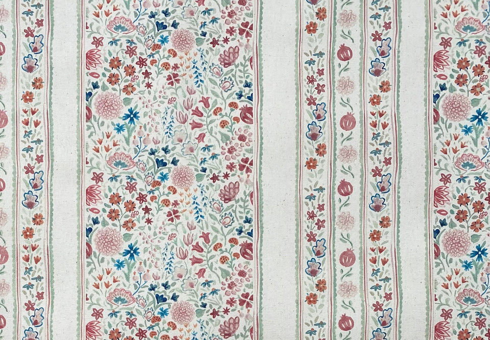 PARDIS COLLECTION - MOGHUL MEADOW WASHED