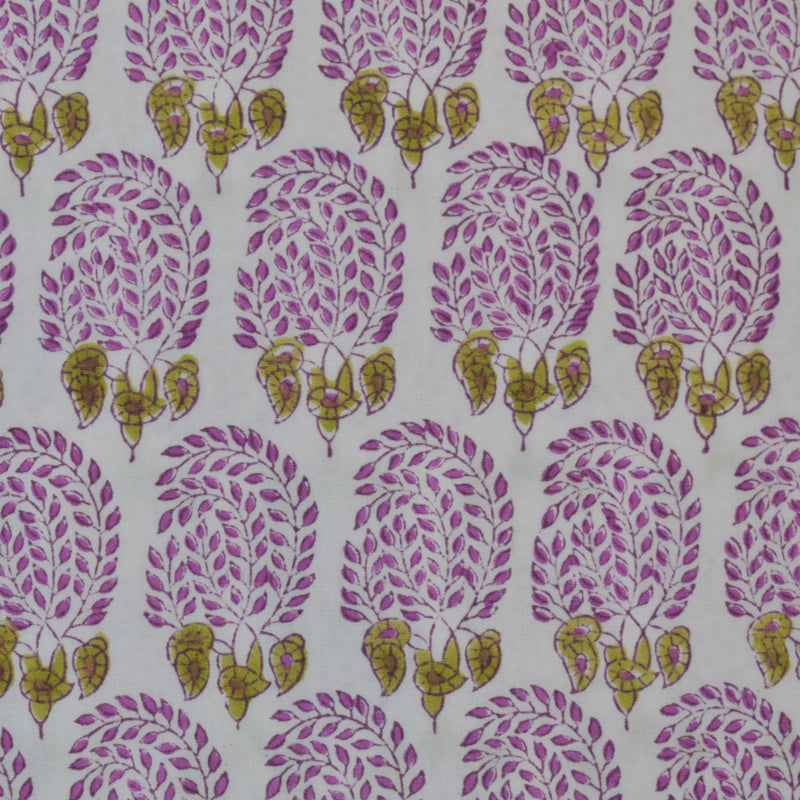 BUMBLE FABRIC IN LILAC