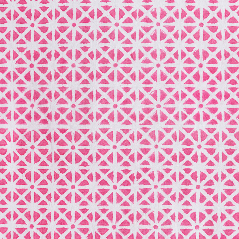SUNFLOWER FABRIC IN PINK