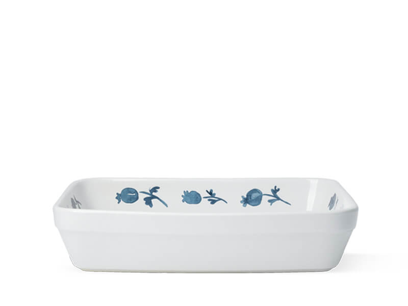 RECTANGLE ROSEHIP OVENWEAR DISH