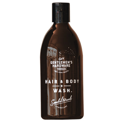 Hair and Body Wash