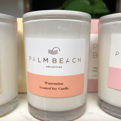 Soy Scented Candles