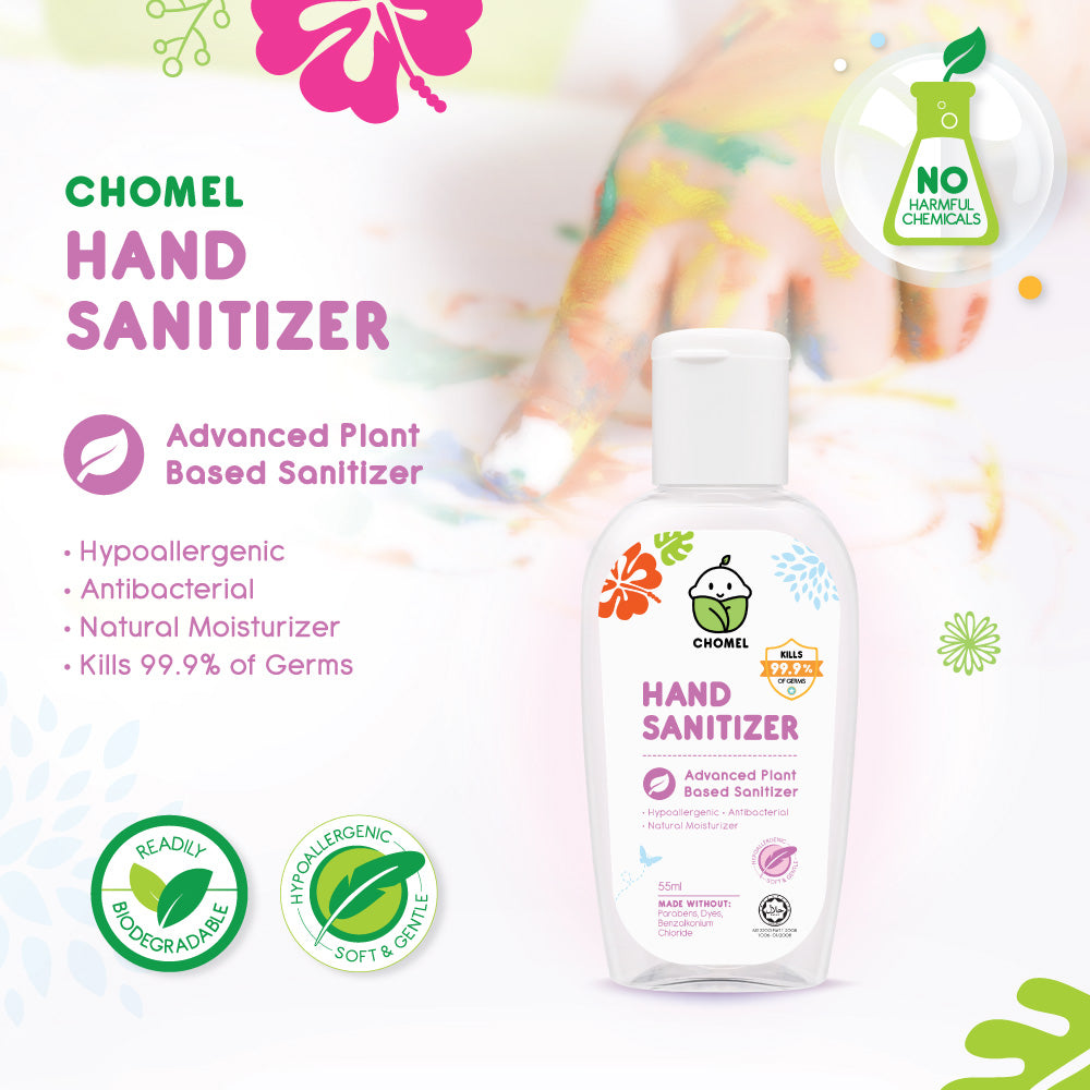 Chomel Baby Hand Sanitizer 55ml