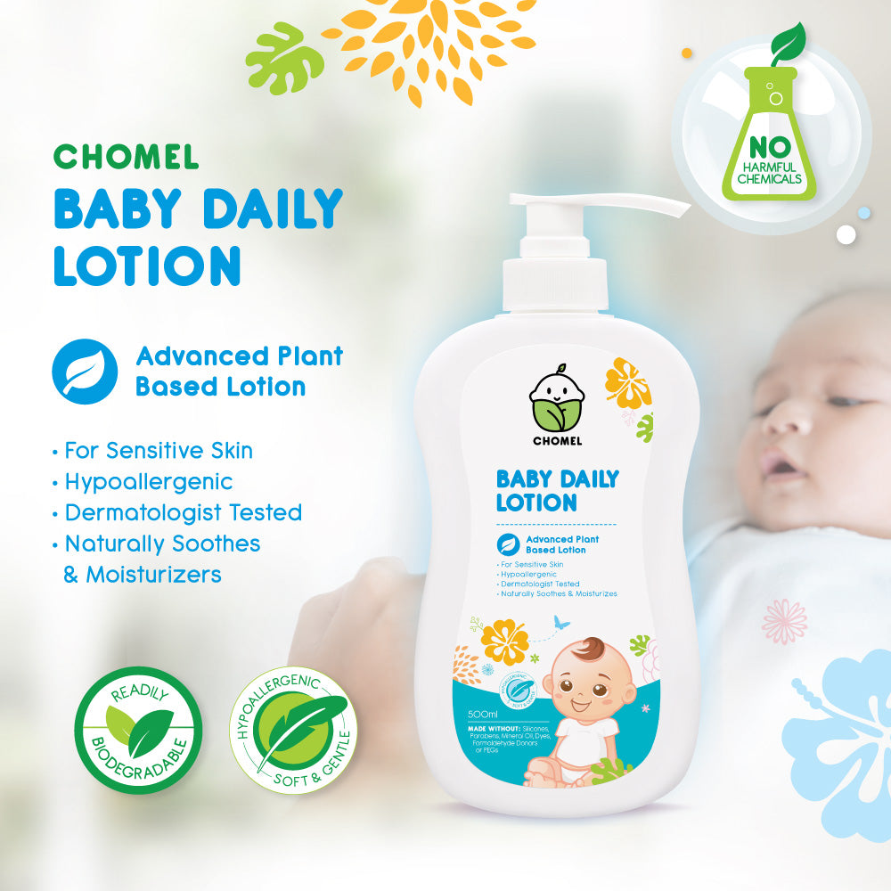 Chomel Baby Daily Lotion 500ML