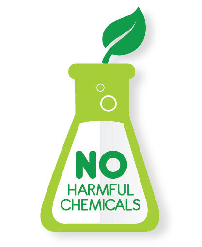 No Harsh Chemicals