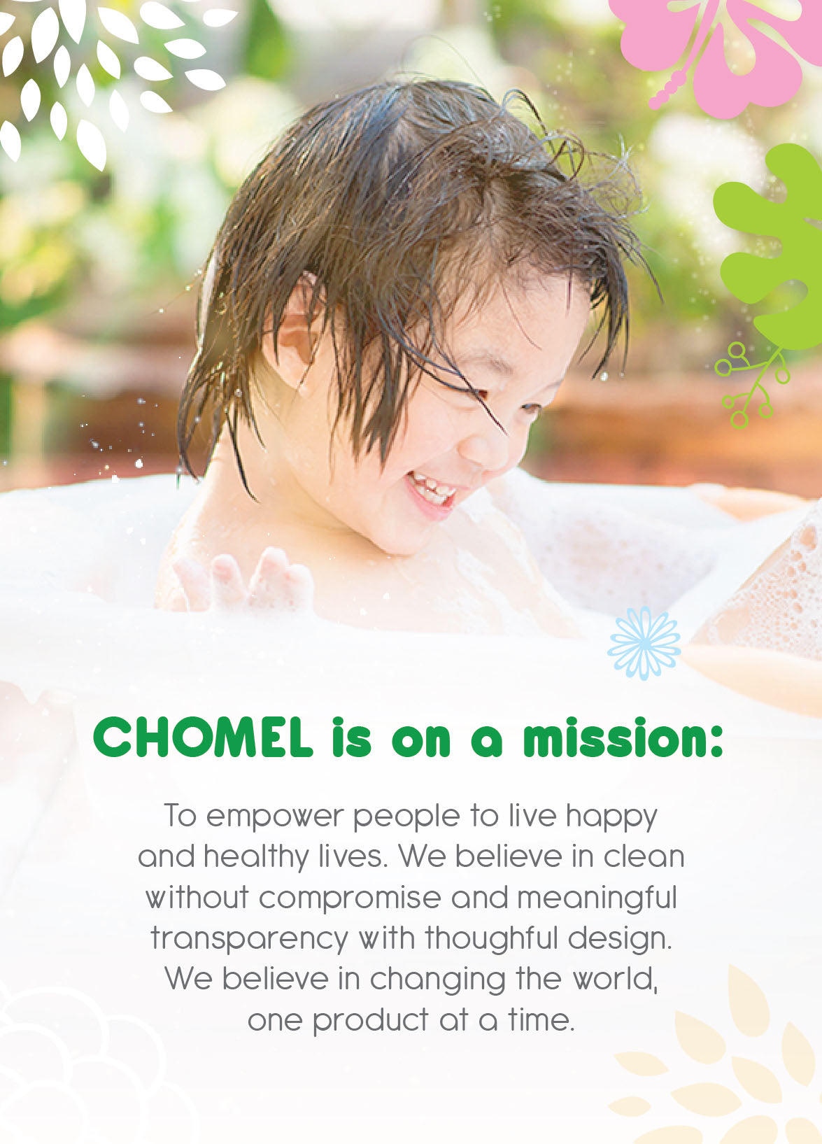 Chomel is on mission