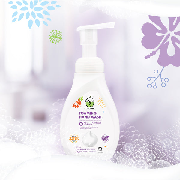 CHOMEL Baby Foaming Hand Wash 250ML