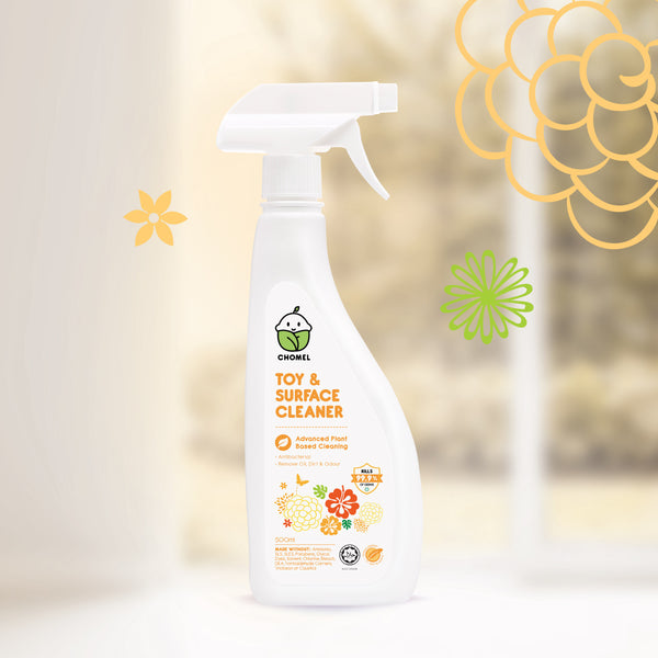 CHOMEL Baby Toy & Surface Cleaner 500ML