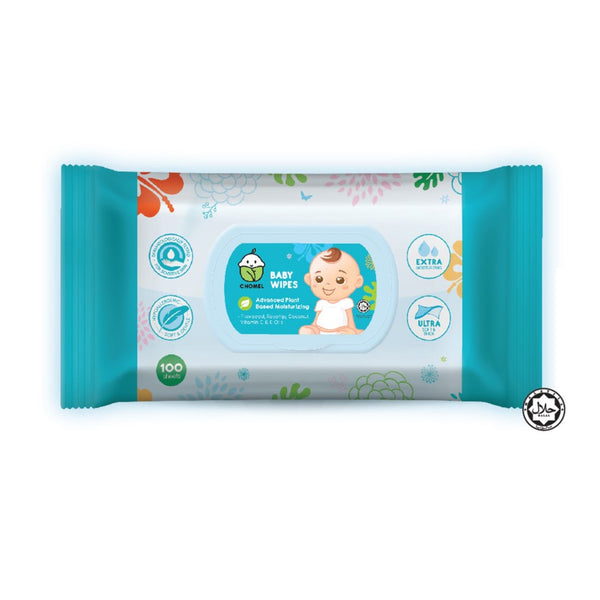CHOMEL Baby Wipes 100 sheets