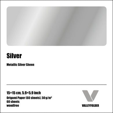 Paper Pack SILVER