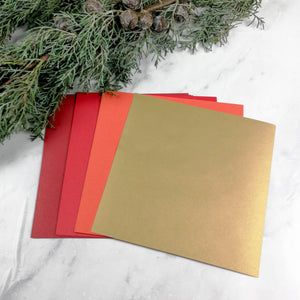 Xmas Special - Red and Gold